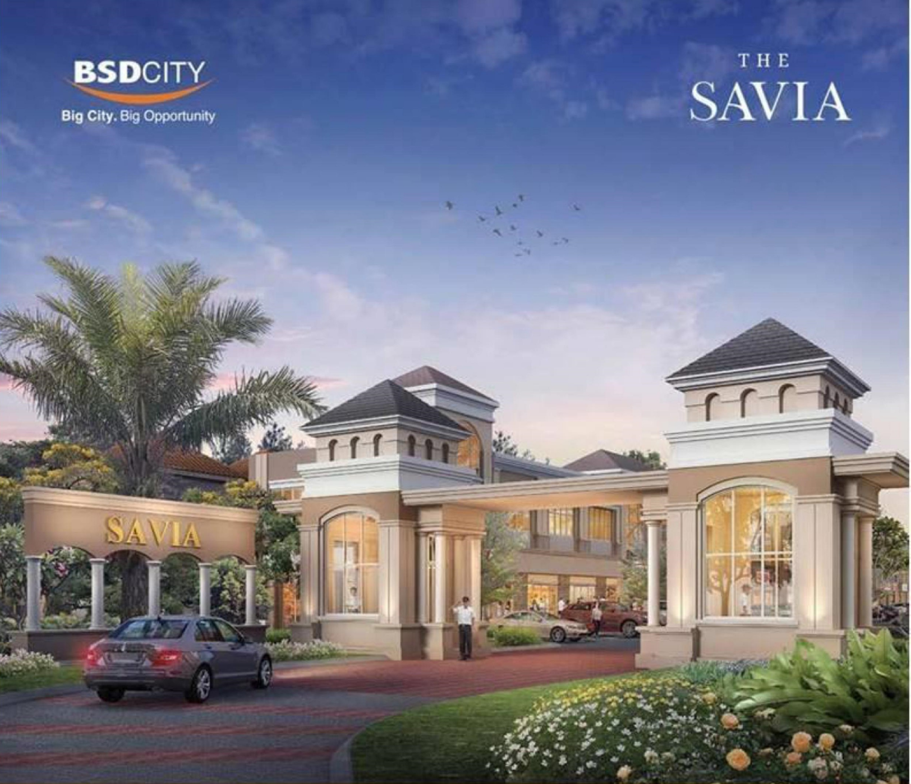 The-Savia-BSD-City-Sinarmas-Land