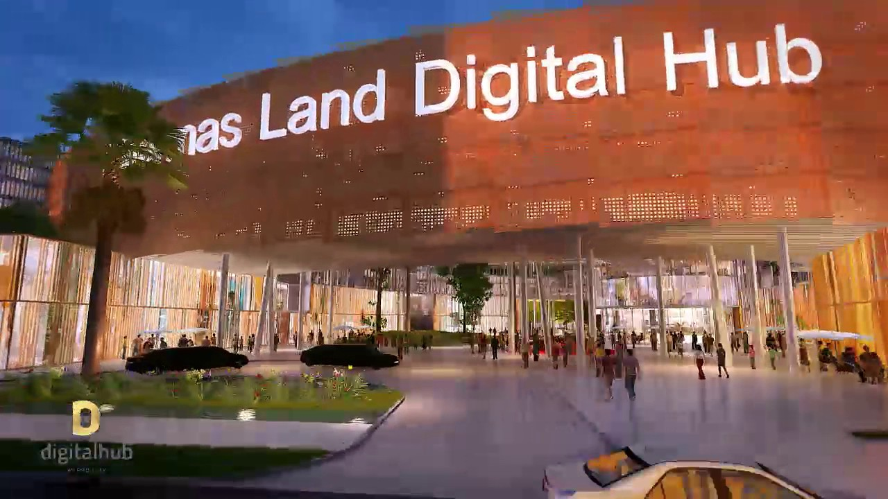 Sinarmas land Digital Hub